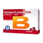 Vitaminum B complex forte, tabletki, 50 szt.