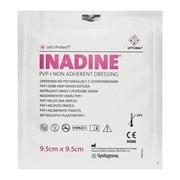 Inadine, opatrunek, 9,5 x 9,5 cm, 1 szt.