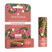 Orientana, naturalny peeling do ust Sugarcane Sweet, 4,2 g
