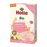 Holle Bio, kaszka musli pełnoziarniste, 6 m+, 250 g