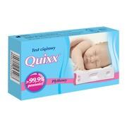 Quixx, test ciążowy płytkowy, 1 sztuka