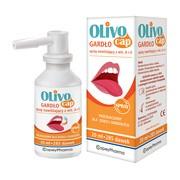 Olivocap Gardło, spray nawilżający z witaminą A+E, 20 ml