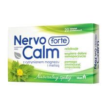 NervoCalm Forte, tabletki, 20 szt.