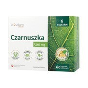 Biovitum Liquid Czarnuszka, kapsułki roślinne, 60 szt.