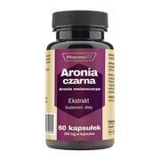 Pharmovit Aronia czarna, ekstrakt 20:1, kapsułki, 60 szt.