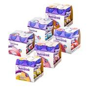 Zestaw 6x Nutridrink Protein, mix smaków, 4 x 125 ml