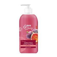 DOZ Daily, orientalne mydło w płynie, Dzika Figa i Drzewo Sandałowe, 500 ml