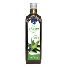 Aloes, sok z aloesu 100%, 500 ml (Oleofarm)