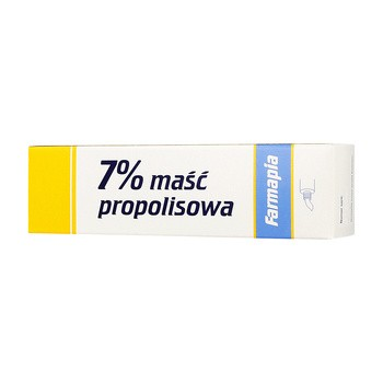 Farmapia, maść propolisowa 7%, 20 g