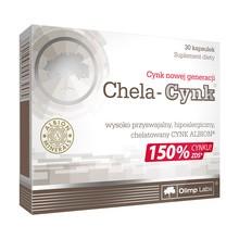 Olimp Chela-Cynk, kapsułki, 30 szt.