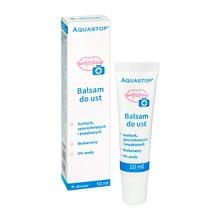 Aquastop, balsam  do ust, 10 ml