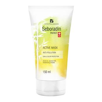 Seboradin Protect, aktywna maska do włosów, 150 ml