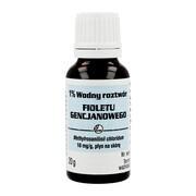Pyoctanina (Gencjanowy fiolet), 1 % roztwór wodny, 20 ml (Gemi)