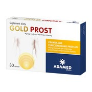 Gold Prost, tabletki, 30 szt.