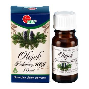 Kej, naturalny olejek pichtowy, 10 ml