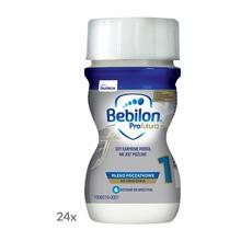 Bebilon 1 Profutura, mleko początkowe w płynie, 24 x 70 ml