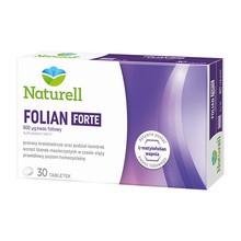 Naturell Folian Forte, tabletki, 30 szt.