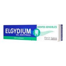 Elgydium Sensitive, pasta do zębów w postaci żelu, 75 ml