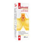 Apicold, spray do jamy ustnej, 20 ml