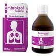 Ambroksol Takeda, (30 mg / 5 ml), syrop bez cukru, 150 ml