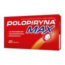 Polopiryna Max, 500 mg, tabletki dojelitowe, 20 szt.