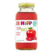 HiPP BIO, sok maliny-jabłka, po 4. miesiącu, 200 ml