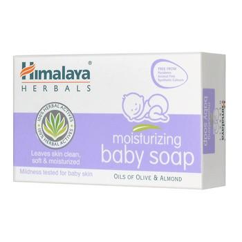 Himalaya, nawilżające mydło dla dzieci, 70 g (75 g)
