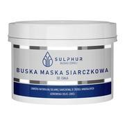 Sulphur Zdrój, buska maska siarczkowa do ciała, 500 g