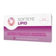 Softeye Lipid, emulsja do oczu, 0,3 ml, 20 pojemników