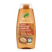Dr.Organic Argan Oil, żel do mycia ciała z organicznym marokańskim olejkiem arganowym, 250 ml