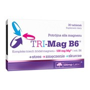 Olimp Tri-Mag B6, tabletki, 30 szt.