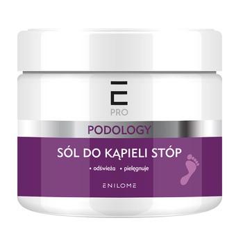 Enilome E Pro Podology, sól do kąpieli stóp, 700 g