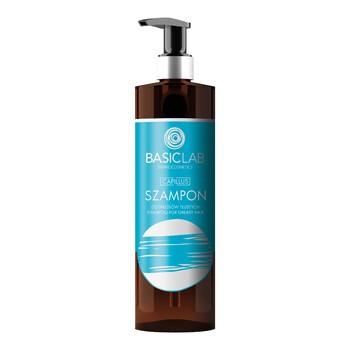 BasicLab Capillus, szampon do włosów tłustych, 300 ml