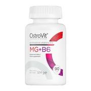 OstroVit Mg + B6, tabletki, 90 szt.