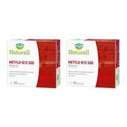 Zestaw 2x Naturell Metylo-B12 500, tabletki, 60 szt.