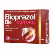 Bioprazol Bio Control, 10 mg, kapsułki dojelitowe twarde, 14 szt.