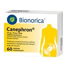 Canephron, tabletki drażowane, 60 szt.