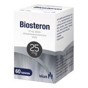 Biosteron, 25 mg, tabletki, 60 szt.