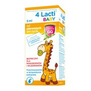 4Lacti Baby, krople, 5 ml