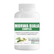Morwa Biała Complex, tabletki, 200 szt.
