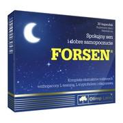Olimp Forsen, kapsułki, spokojny sen, 30 szt.