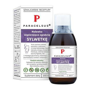 Paracelsus, Nalewka wspierająca zgrabną sylwetkę, płyn, 200 ml