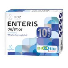 DOZ PRODUCT Enteris defence, kapsułki, 10 szt.