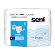 Seni Active Classic, majtki chłonne, extra large, 10 szt
