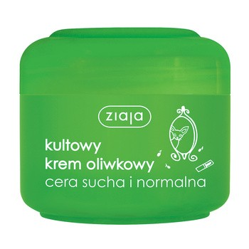 Ziaja, krem oliwkowy, 50 ml