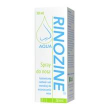Rinozine Aqua, spray do nosa, 30 ml