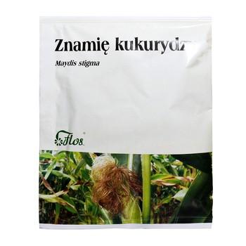 Znamię kukurydzy, zioła do zaparzania, 50 g (Flos)