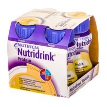 Nutridrink Protein, płyn o smaku waniliowym, 4 x 125 ml