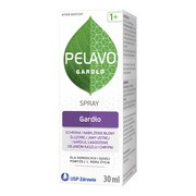Pelavo Gardło, spray, 30 ml
