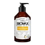 Biovax Żółta Ekoglinka, myjąca odżywka do włosów z glinką, 200 ml
